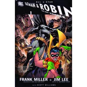 All Star Batman & Robin , the Boy Wonder Vol. 1 TP
