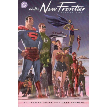 DC New Frontier Vol. 2 TP