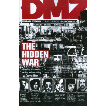 DMZ Vol. 5 : The Hidden War TP