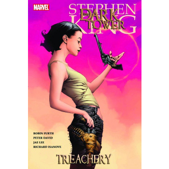 Dark Tower Vol. 3 : Treachery HC