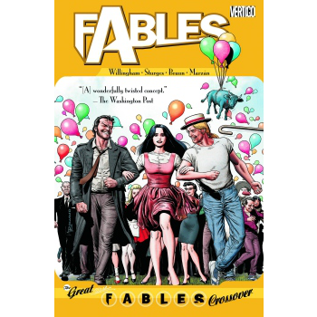 Fables Vol. 13 : The Great Fables Crossover TP