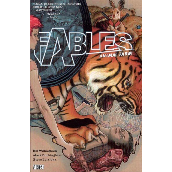 Fables Vol. 02 : Animal Farm TP