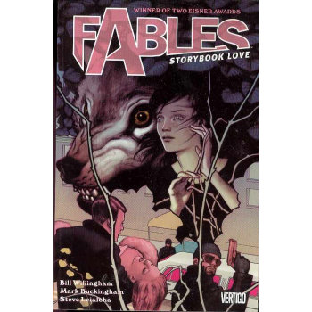Fables Vol. 03 : Storybook Love TP