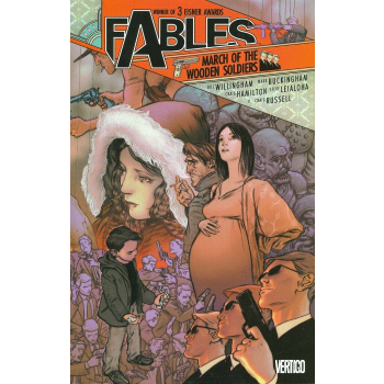 Fables Vol. 04 : March of the Wooden Soldiers TP