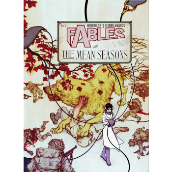 Fables Vol. 05 : The Mean Seasons TP