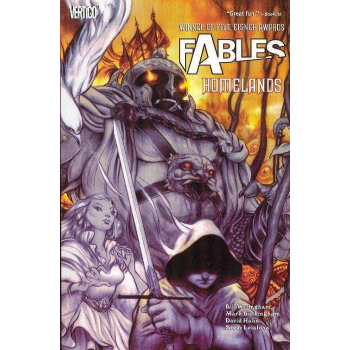 Fables Vol. 06 : Homelands TP