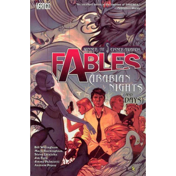 Fables Vol. 07 : Arabian Nights ( and Days ) TP