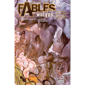 Fables Vol. 08 : Wolves TP