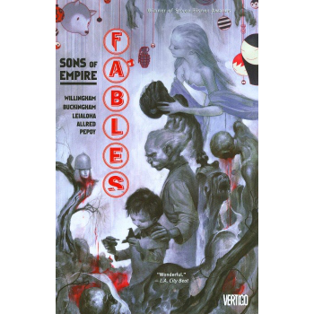 Fables Vol. 09 : Sons of Empire TP