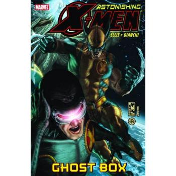 Astonishing X-Men Vol. 5 : Ghost Box TP