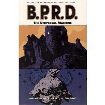 BPRD Vol. 6 : Universal Machine TP