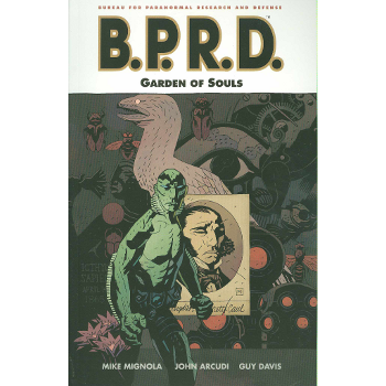 BPRD Vol. 7 : Garden of Souls TP
