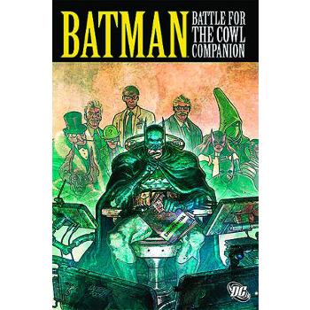 Batman : Battle For the Cowl Companion TP