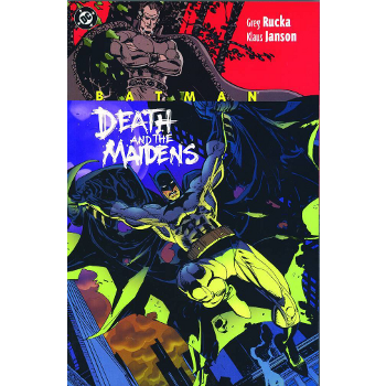 Batman : Death and the Maidens TP