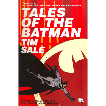 Batman : Tales of the Batman - Tim Sale TP