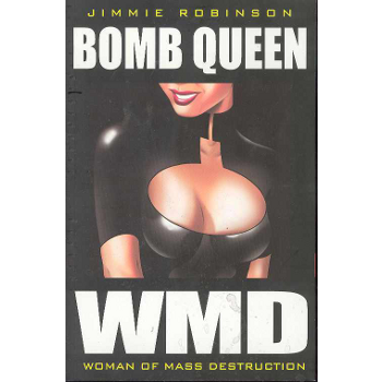 Bomb Queen Vol. 1 : WMD - Woman of Mass Destruction TP