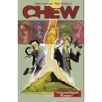 Chew Vol. 02 : International Flavor TP