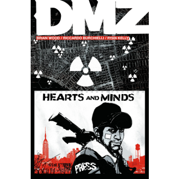 DMZ Vol. 8 : Hearts and Minds TP