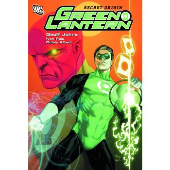 Green Lantern : Secret Origin TP
