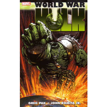 Hulk : World War Hulk TP