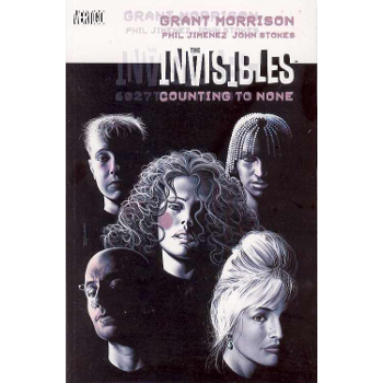 Invisibles Vol. 5 : Counting to None TP