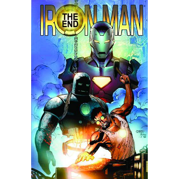 Iron Man : The End TP