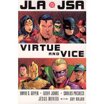 JLA /JSA : Virtue and Vice TP