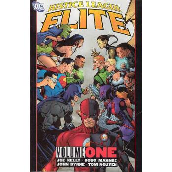 Justice League Elite Vol. 1 TP