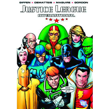 Justice League International Vol. 1 TP