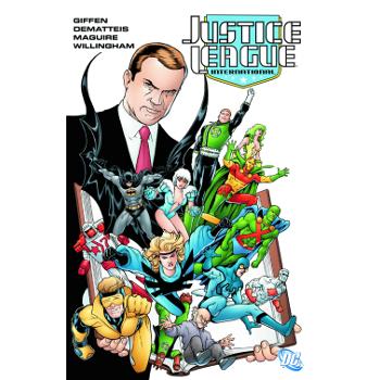 Justice League International Vol. 2 TP