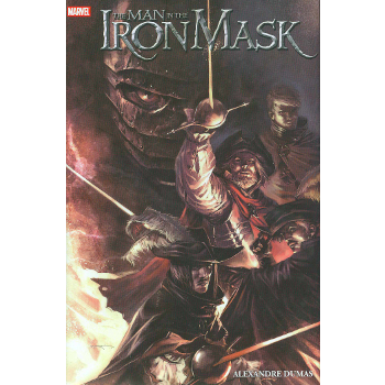 Marvel Illustrated : The Man in the Iron Mask HC