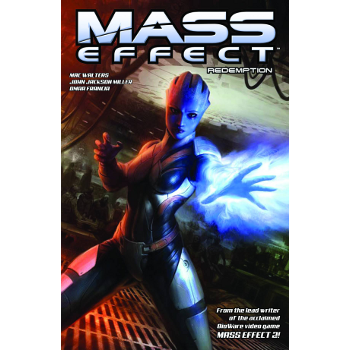 Mass Effect Vol. 1 : Redemption TP
