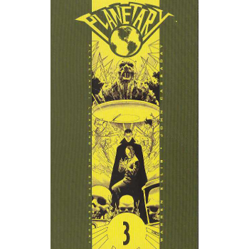 Planetary Vol. 3 : Leaving the 20th Century TP