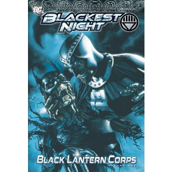 Blackest Night : Black Lantern Corps Vol. 1 TP