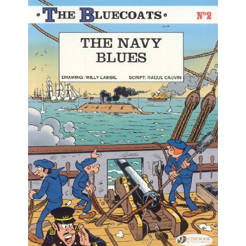 Blue Coats, The Vol. 2 : The Navy Blues (O) SC
