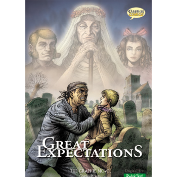 Classical Comics : Great Expectations - Quick Text TP