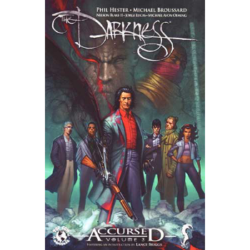 Darkness Accursed Vol. 3 TP