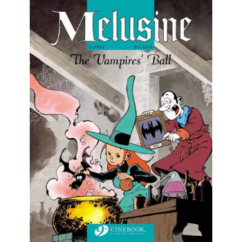 Melusine Vol. 3 : The Vampire's Ball