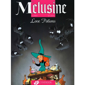 Melusine Vol. 4 : Love Potions (O) SC