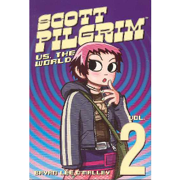 Scott Pilgrim Vol. 02 : vs the World SC
