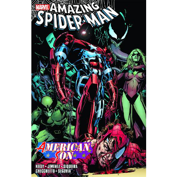 Spider-Man : American Son TP