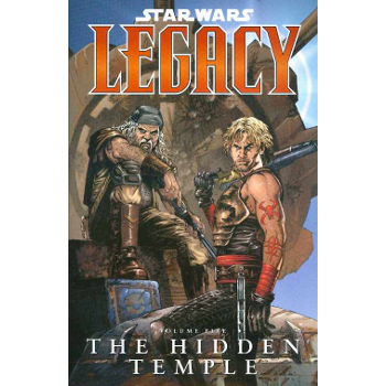 Star Wars Legacy Vol. 5 : The Hidden Temple TP