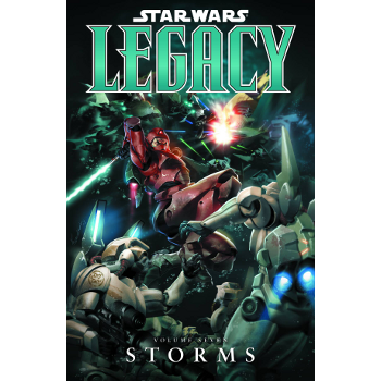 Star Wars Legacy Vol. 7 : Storms TP
