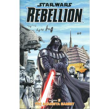 Star Wars Rebellion Vol. 2 : The Ahakista Gambit TP