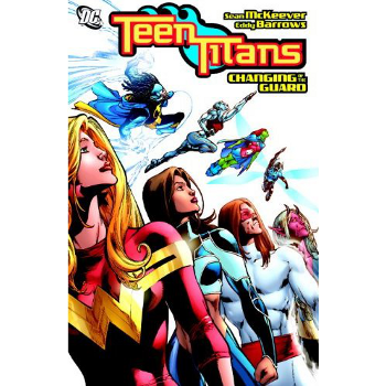 Teen Titans Vol. 10 : Changing of the Guard TP