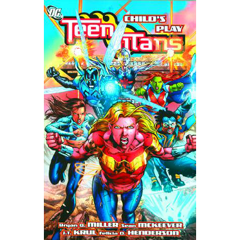 Teen Titans Vol. 12 : Childs Play TP