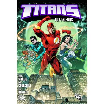 Titans Vol. 1 : Old Friends TP