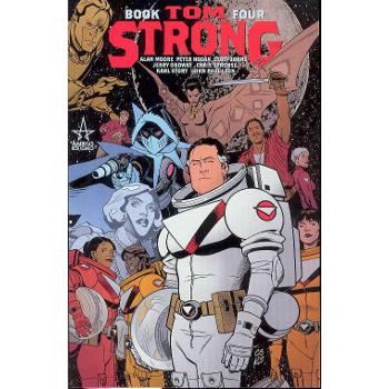 Tom Strong Bk. 4 TP