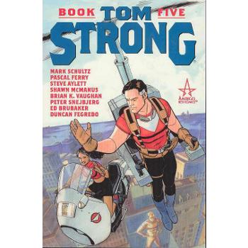 Tom Strong Bk. 5 TP