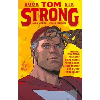 Tom Strong Bk. 6 TP